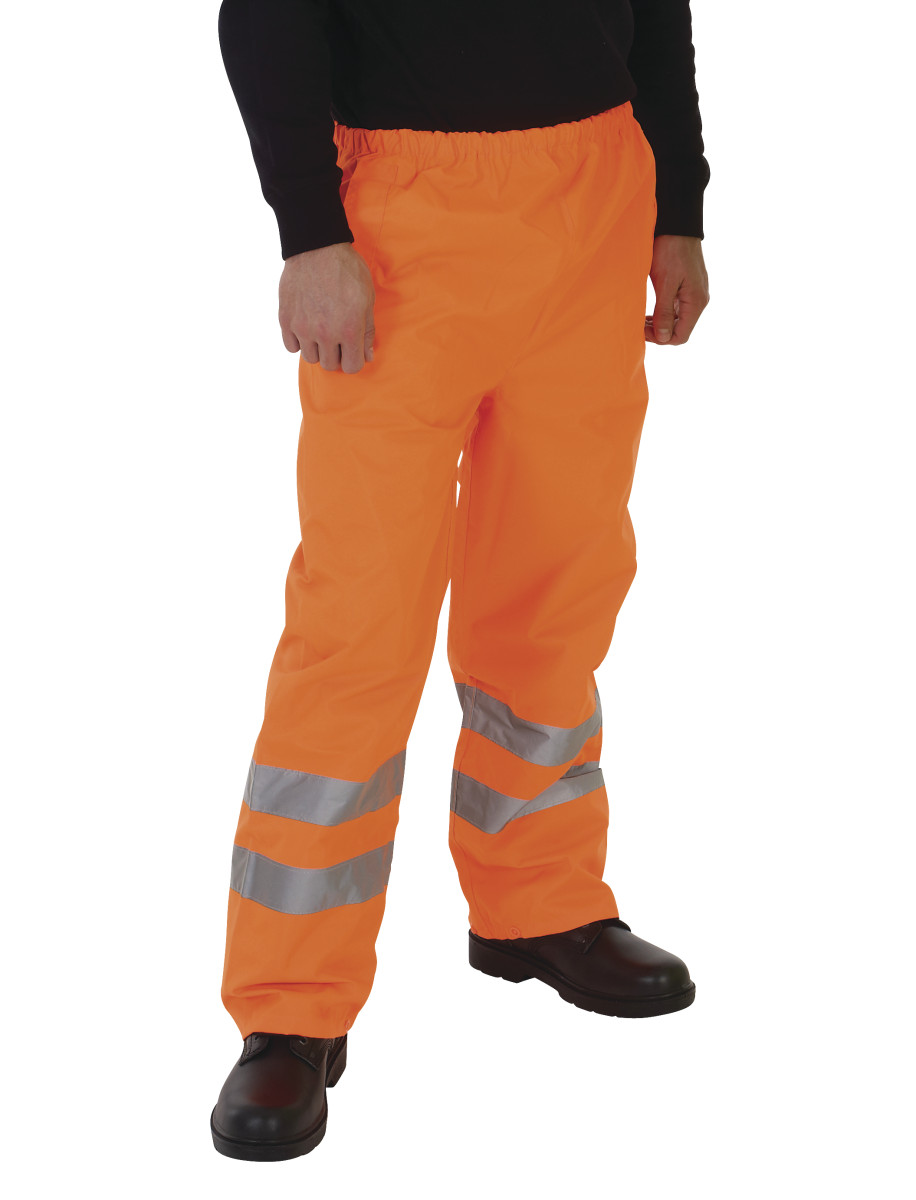 Yoko Hi-Vis Waterproof Over Trouser