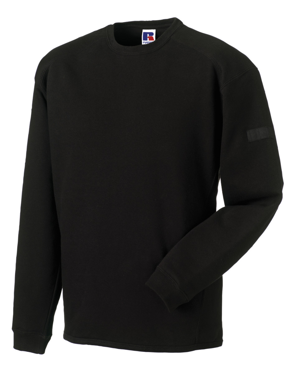 Russell Adult's Heavy Duty Crew Neck Sweatshirt