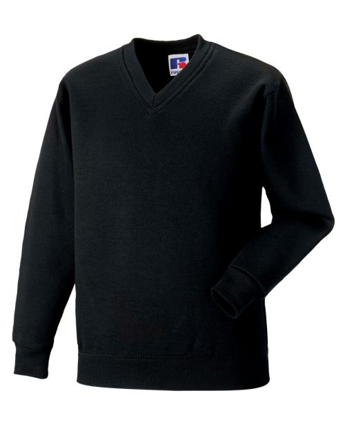 Russell Adult V-Neck Sweatshirt