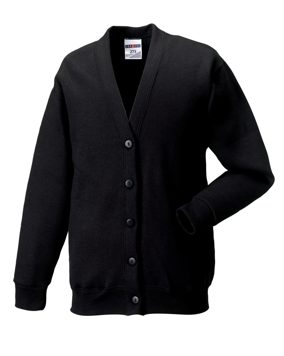Russell Adult Sweatshirt Cardigan