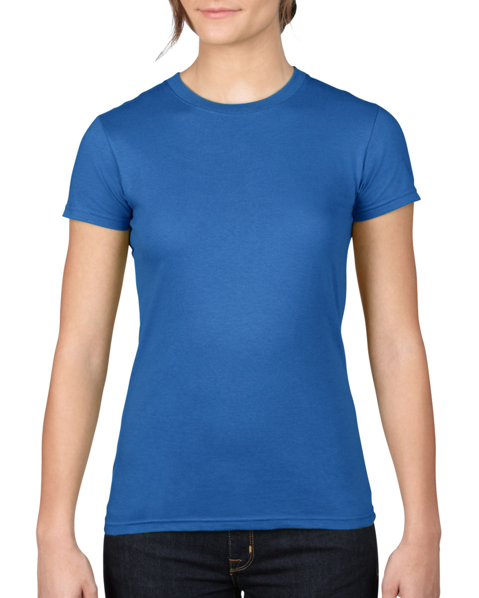 Anvil Women's Lightweight Fitted Tee