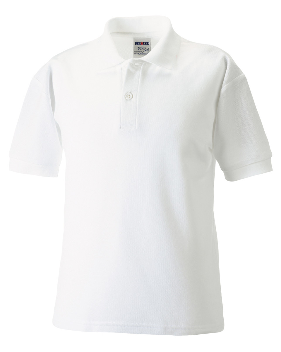 Jerzees Schoolgear Children's Classic Polycotton Polo