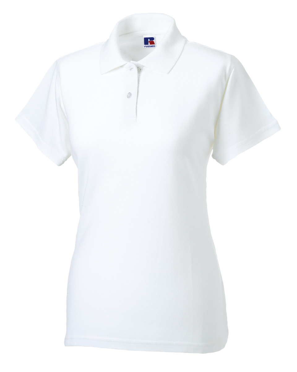 Russell Ladies' Classic Cotton Polo