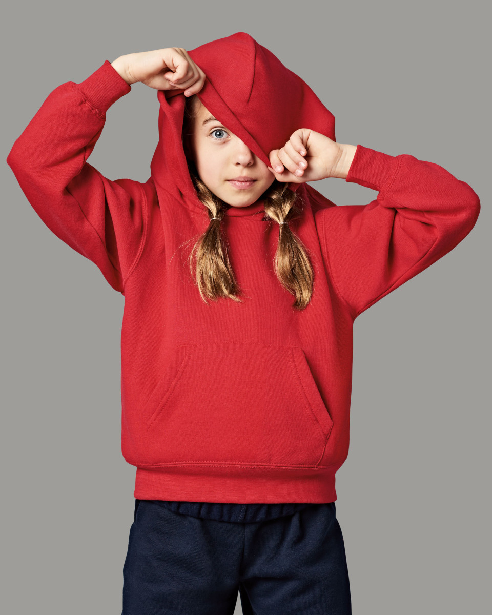 Jerzees Schoolgear Children's Hooded Sweatshirt