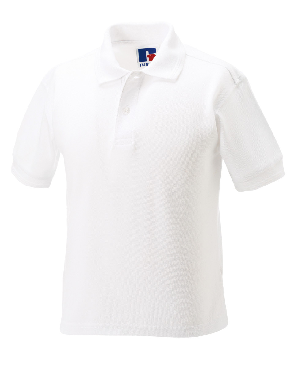 Jerzees Schoolgear Children's Hardwearing Polycotton Polo