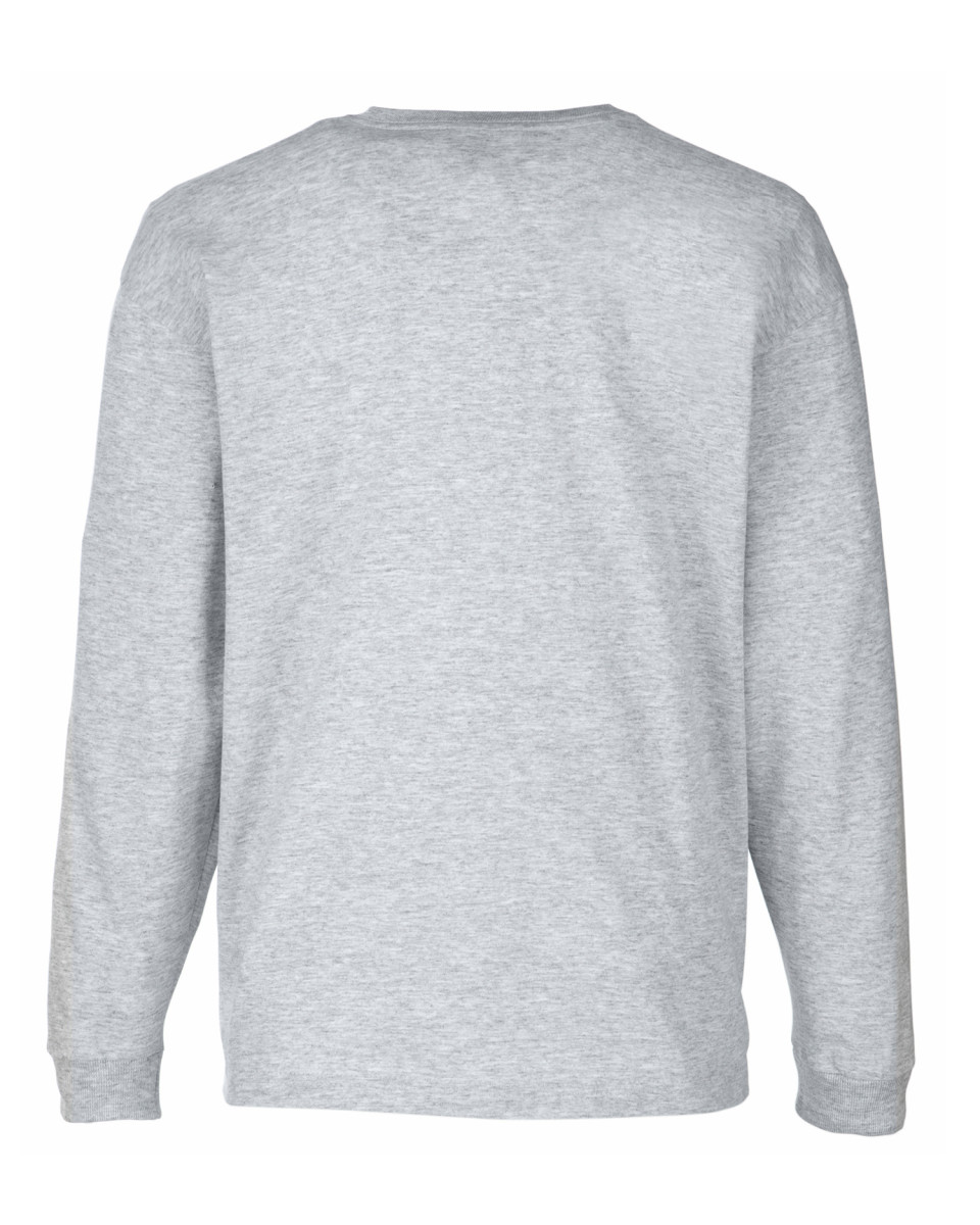 Fruit Of The Loom Children's Valueweight Long Sleeve T-Shirt