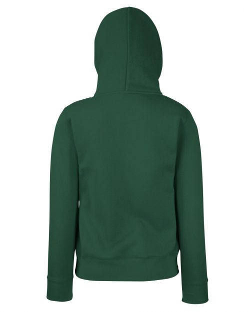 Fruit Of The Loom Lady-Fit Classic Hooded Sweat