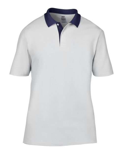 Anvil Adult Double Piqué Polo