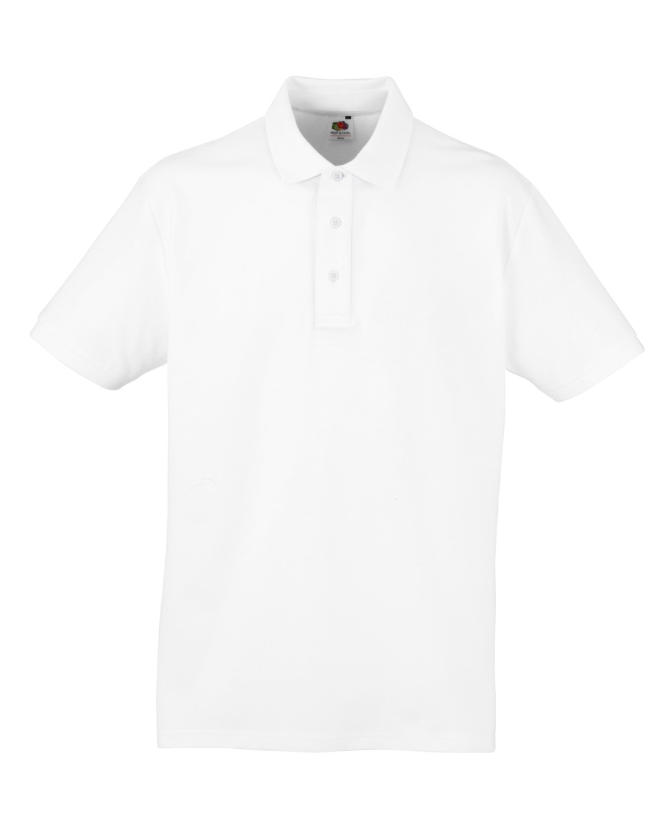 Fruit Of The Loom Men's Premium Heavy Polo