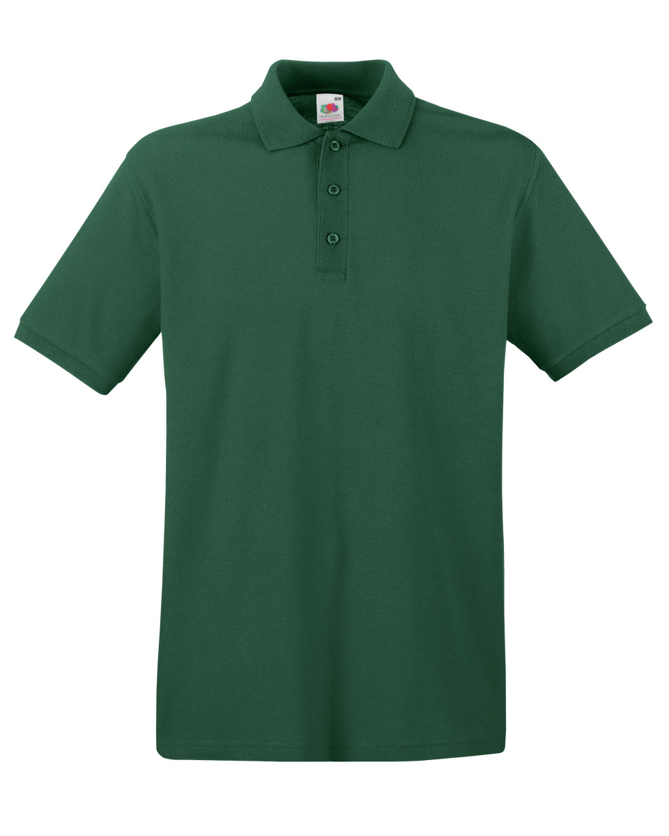 Fruit Of The Loom Men's Premium Polo
