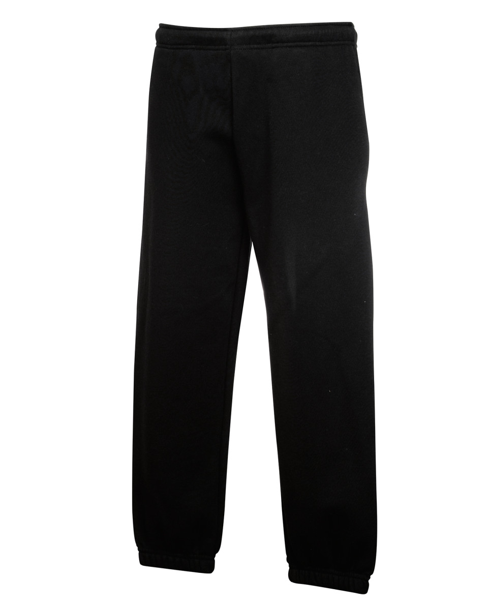 Fruit Of The Loom Children's Classic Elasticated Cuff Jog Pant