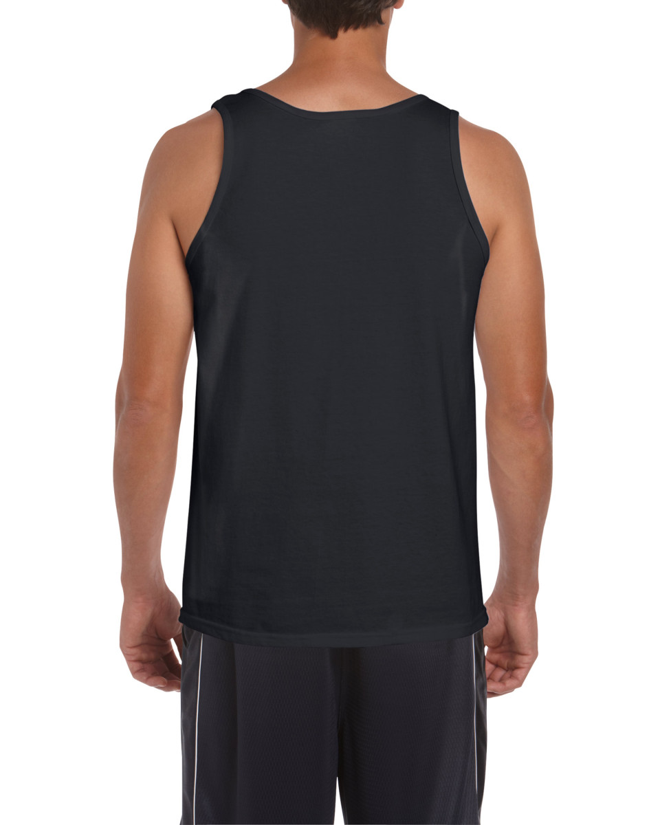 Gildan softstyle adult tank top the t shirt man cheap for Cheap fast t shirt printing