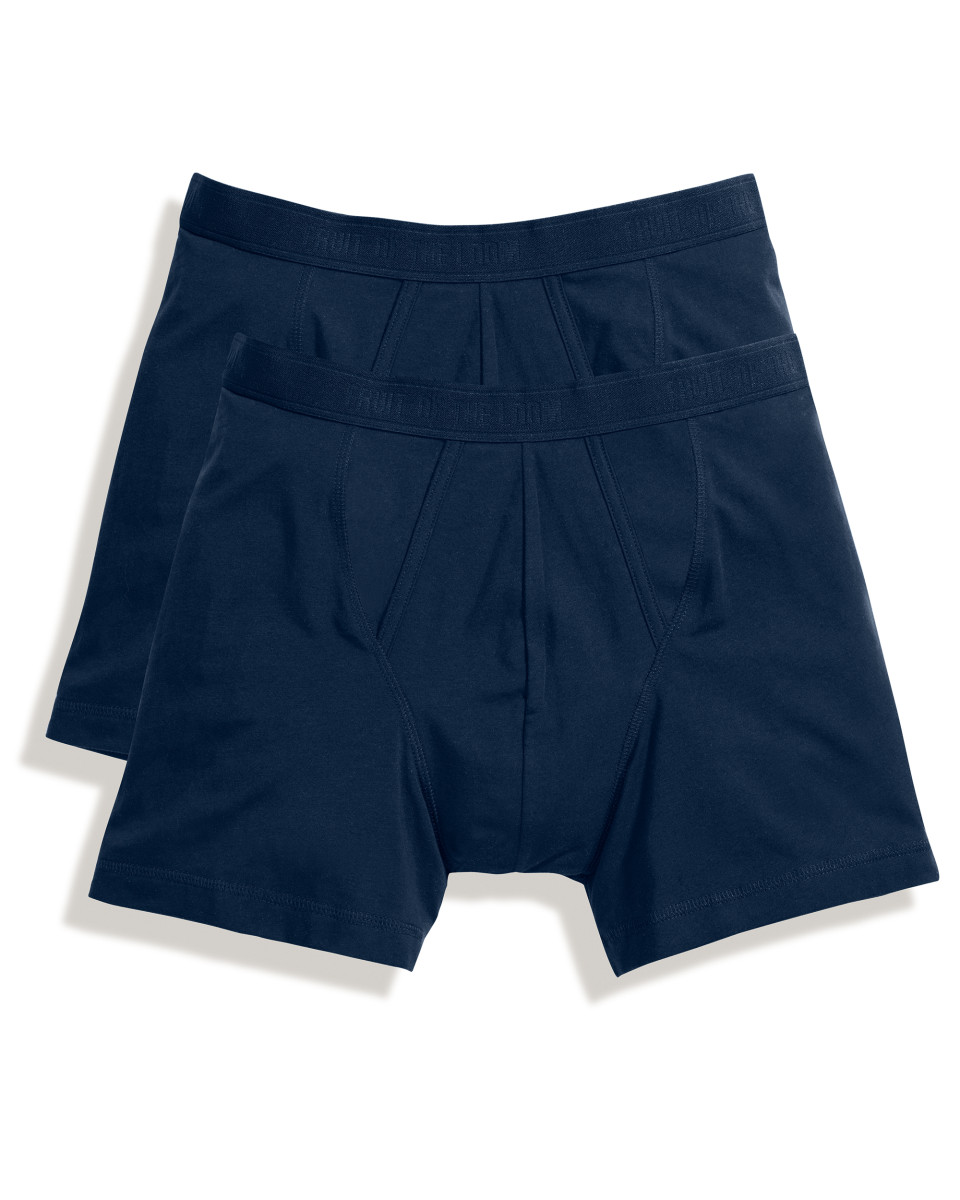 Fruit Of The Loom Retail Men's Classic Boxer (2 Pack)
