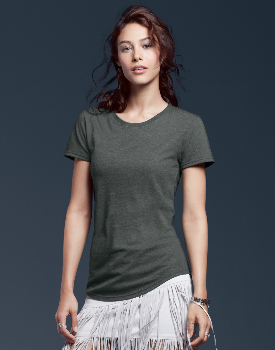 Anvil Women's Tri-Blend Tee