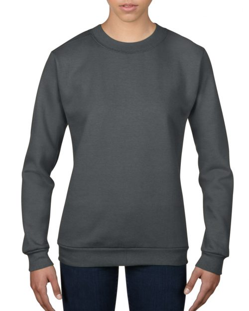 Anvil Women's Crewneck Sweatshirt