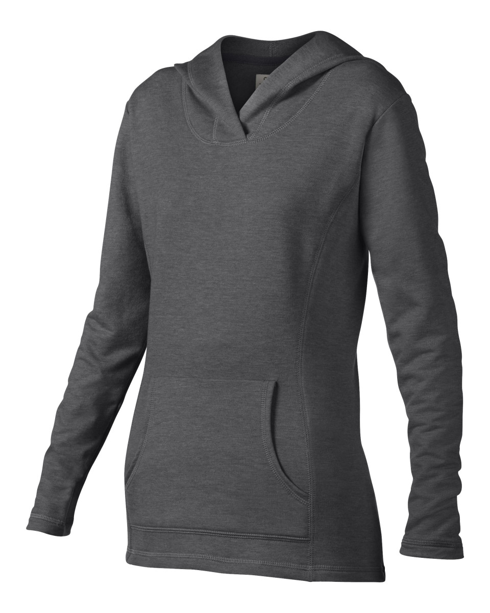 Anvil Women's French Terry Hooded Sweat