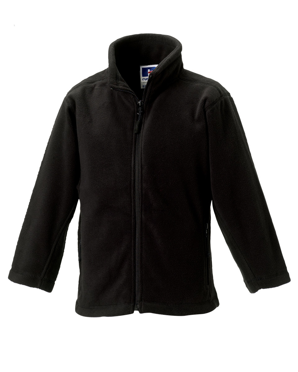 Jerzees Schoolgear Children's Full Zip Outdoor Fleece
