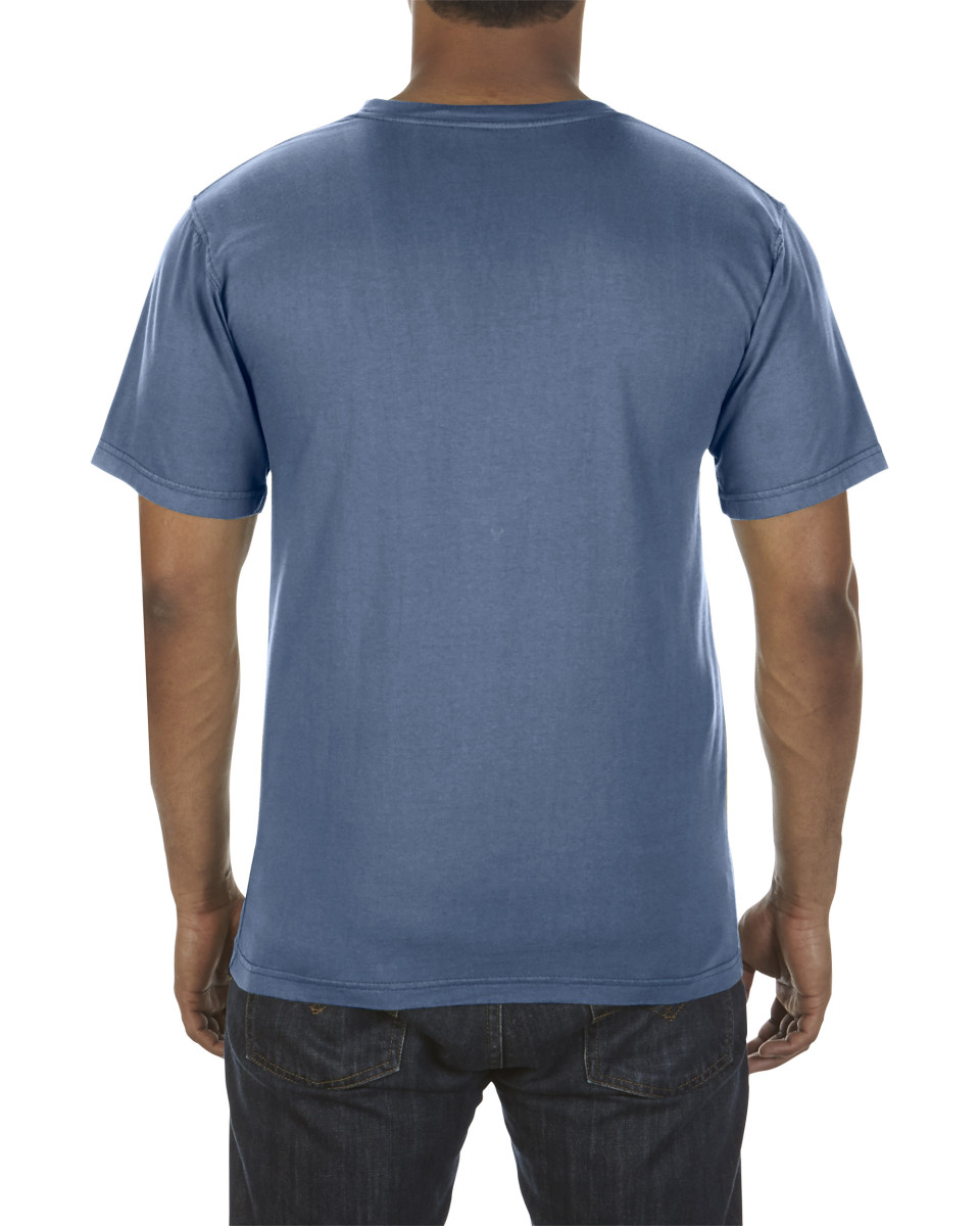 Comfort colors adult lightweight tee the t shirt man for Colour t shirt printing