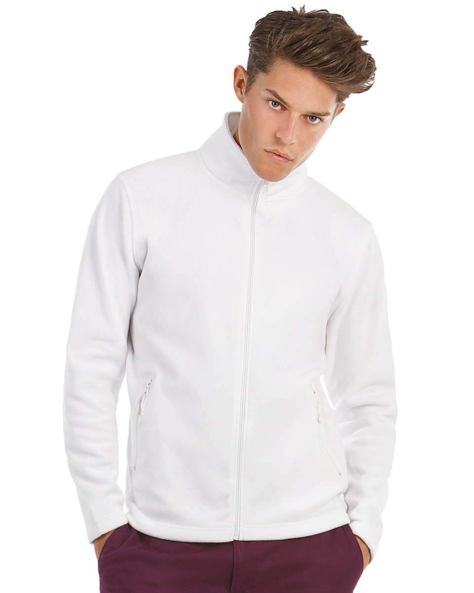 B and C ID.501 Men's Fleece Jacket