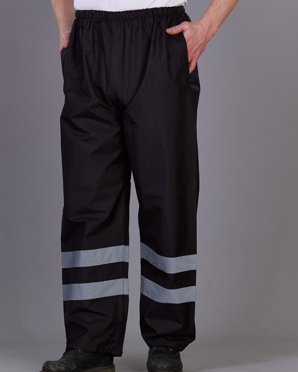 Yoko Hi-Vis Waterproof Over Trousers