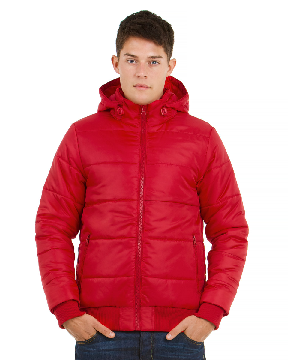 B and C Men's Superhood Jacket