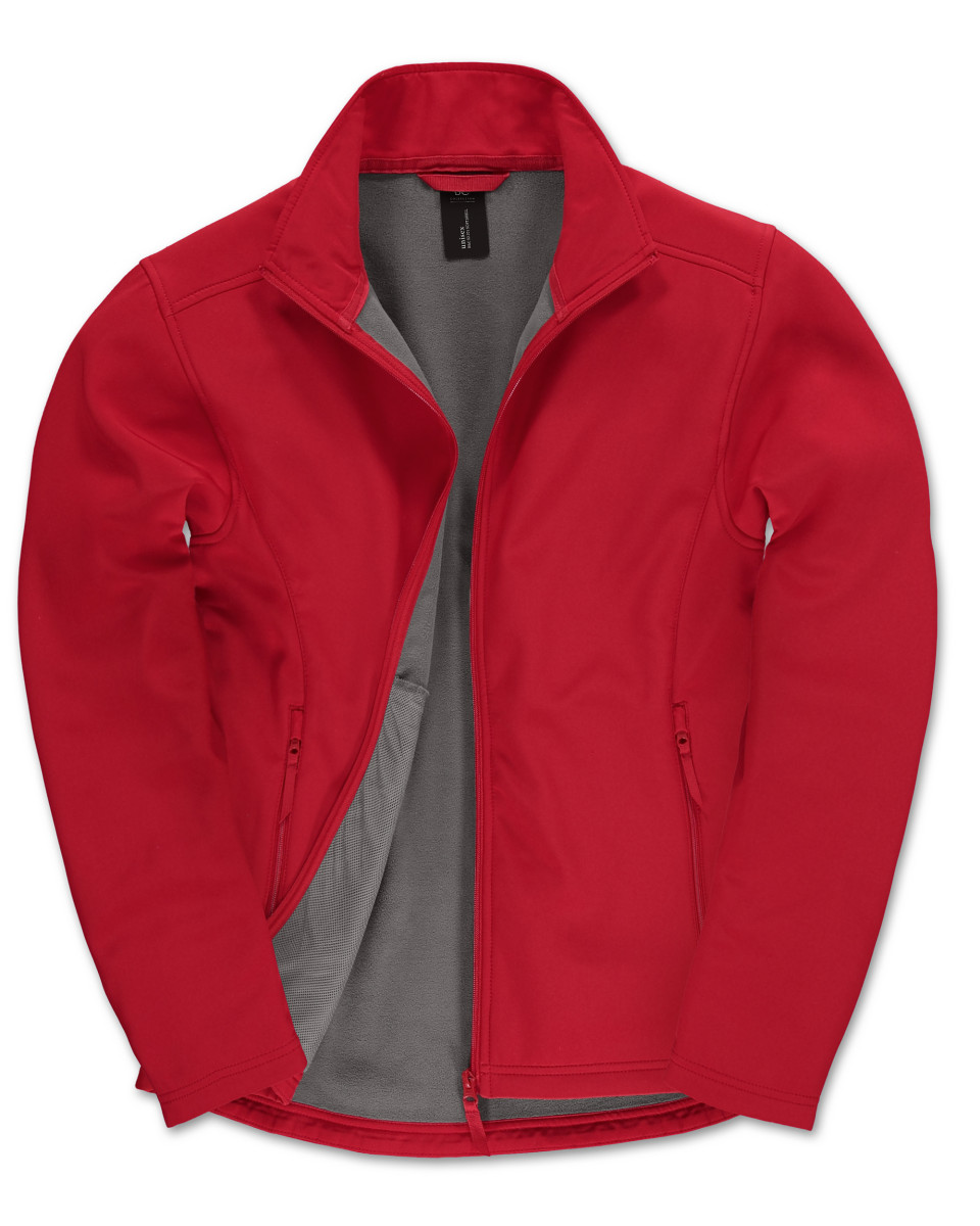 B and C ID.701 Men's High Performance Softshell