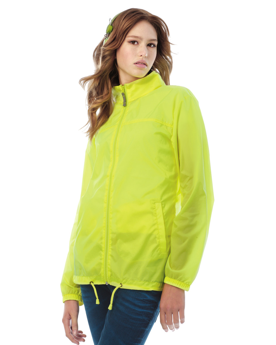 B and C Women's Sirocco Lightweight Jacket