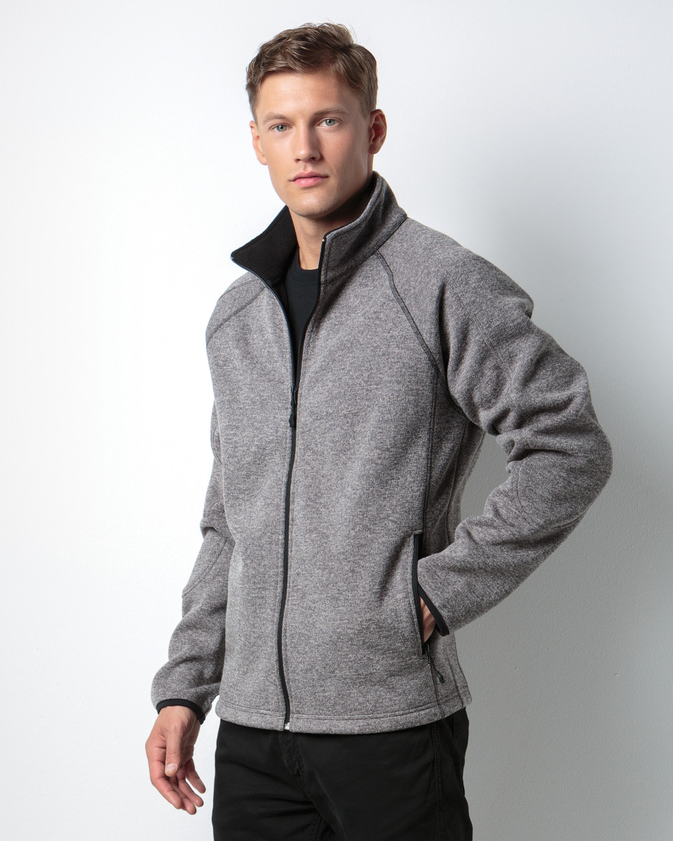 Kustom Kit Knitted Fleece