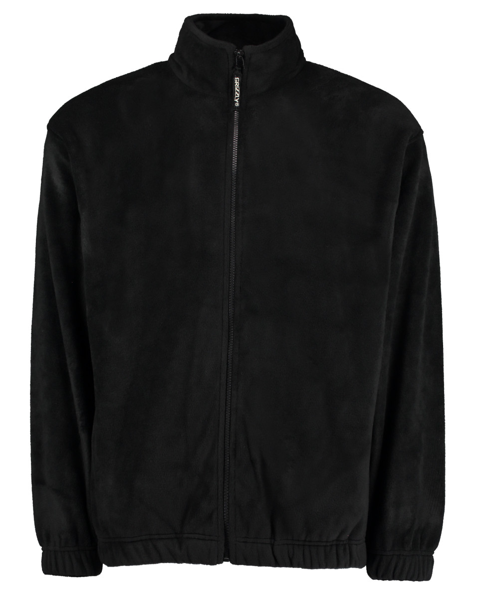 Kustom Kit Men's Grizzly  Full Zip Active Fleece