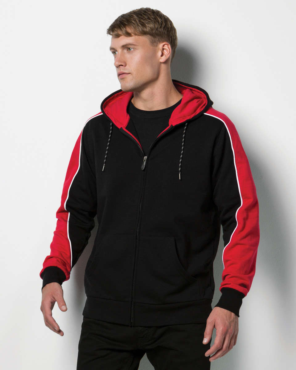 Formula Racing Clubman Hooded Top