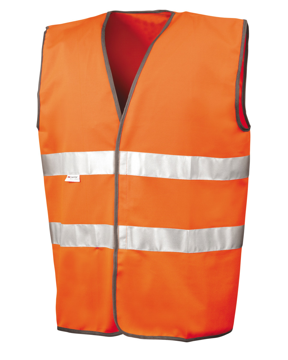 Result Safeguard Motorist Safety Vest