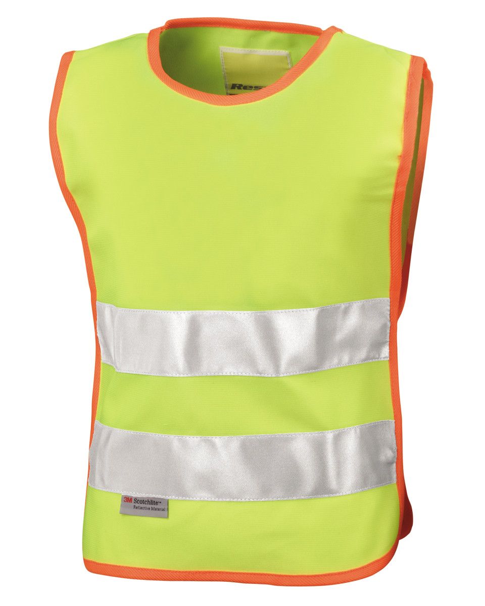 Result Safeguard Junior Hi-Vis Tabard