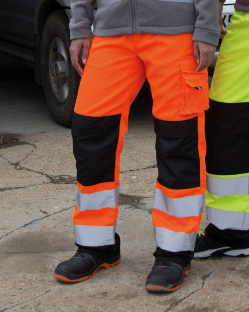 Result Safeguard Safety Cargo Trousers