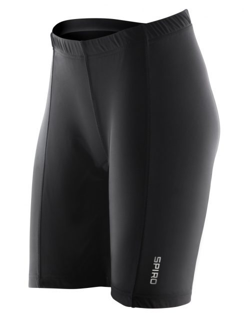 Spiro Ladies' Padded Bike Shorts