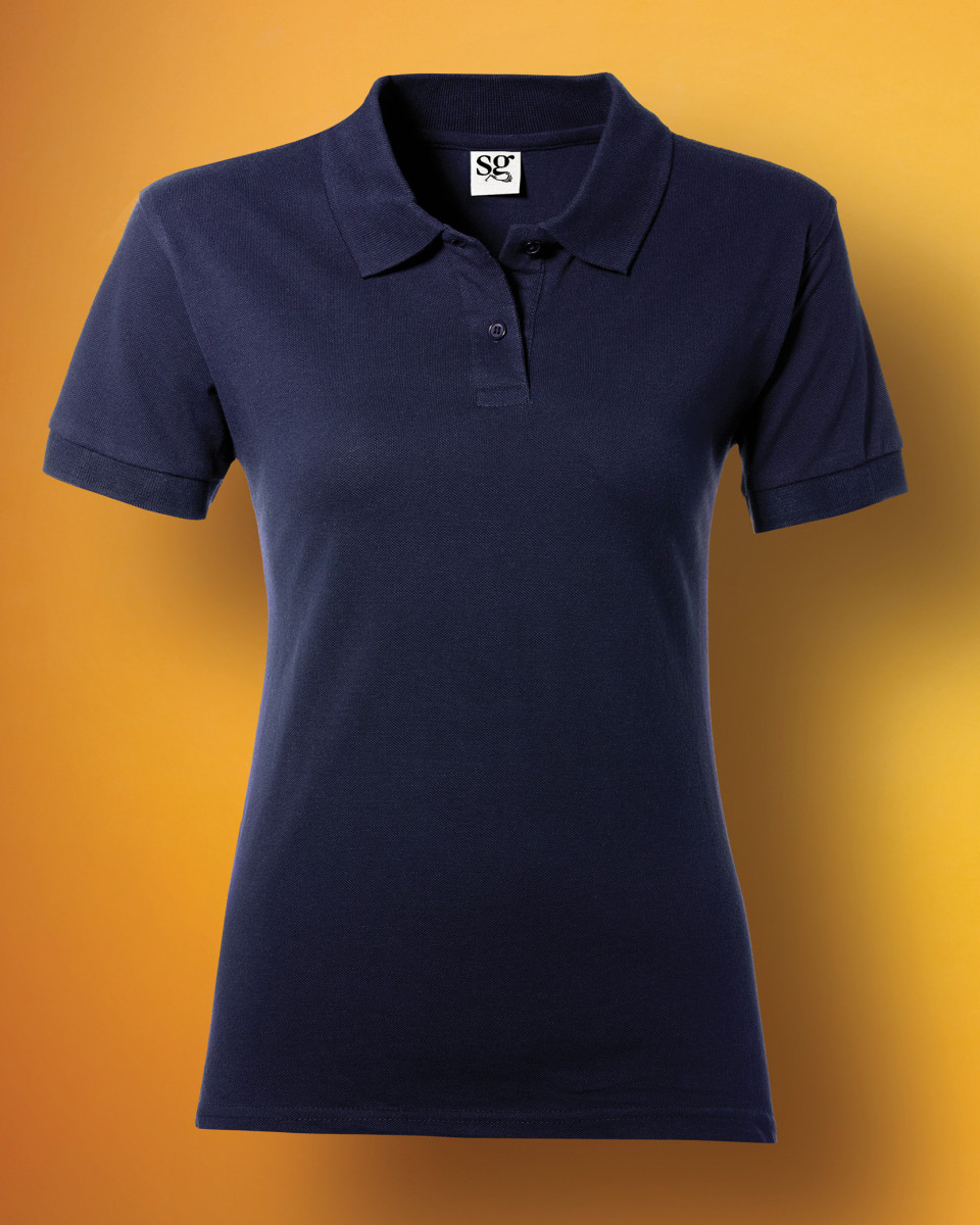 SG Ladies' Cotton Polo