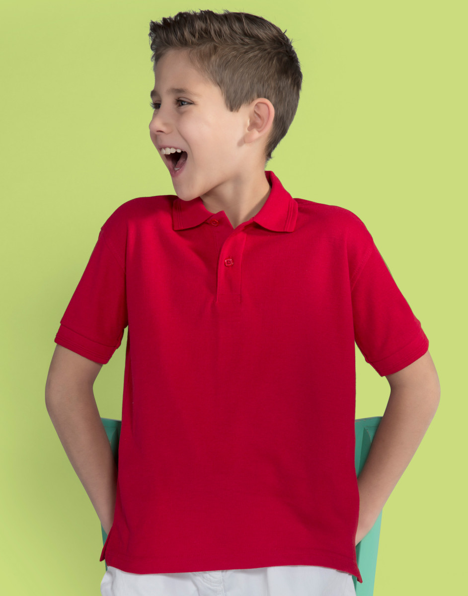 SG Kid's Polycotton Polo