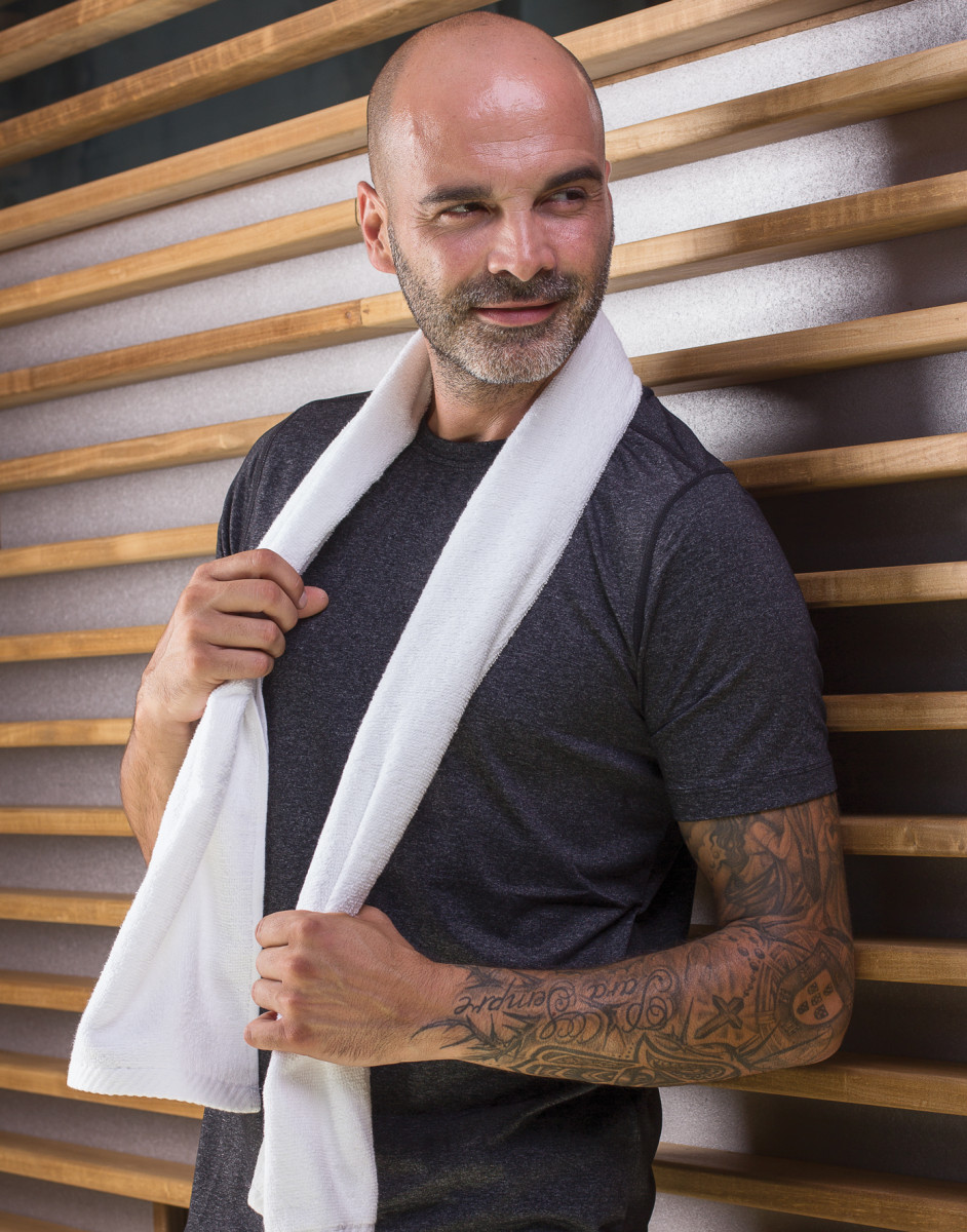 Towels By Jassz Danube 35 x 140cm Sports Towel