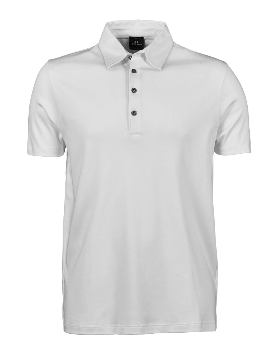 Tee Jays Men's Pima Cotton Polo