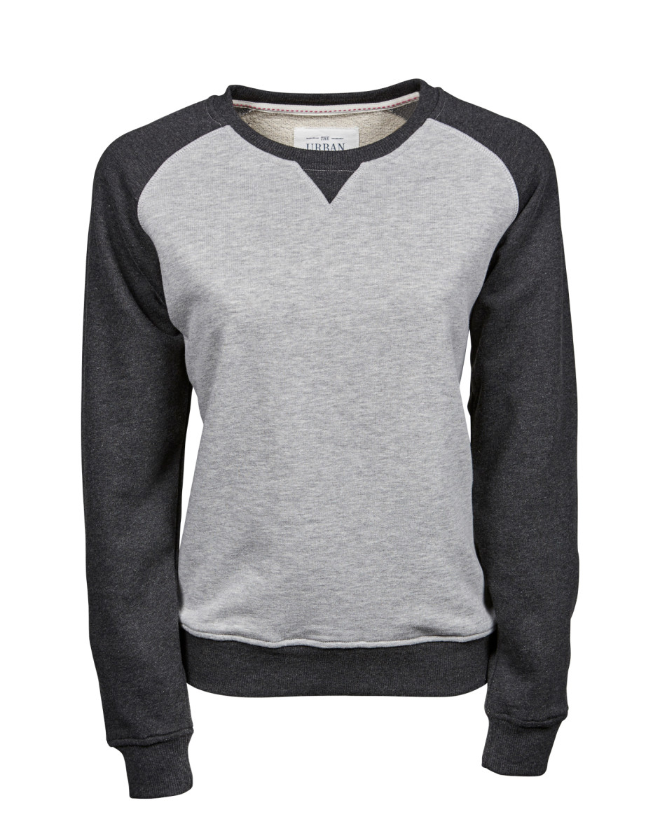 Tee Jays Ladies' Urban Two-Tone Sweat