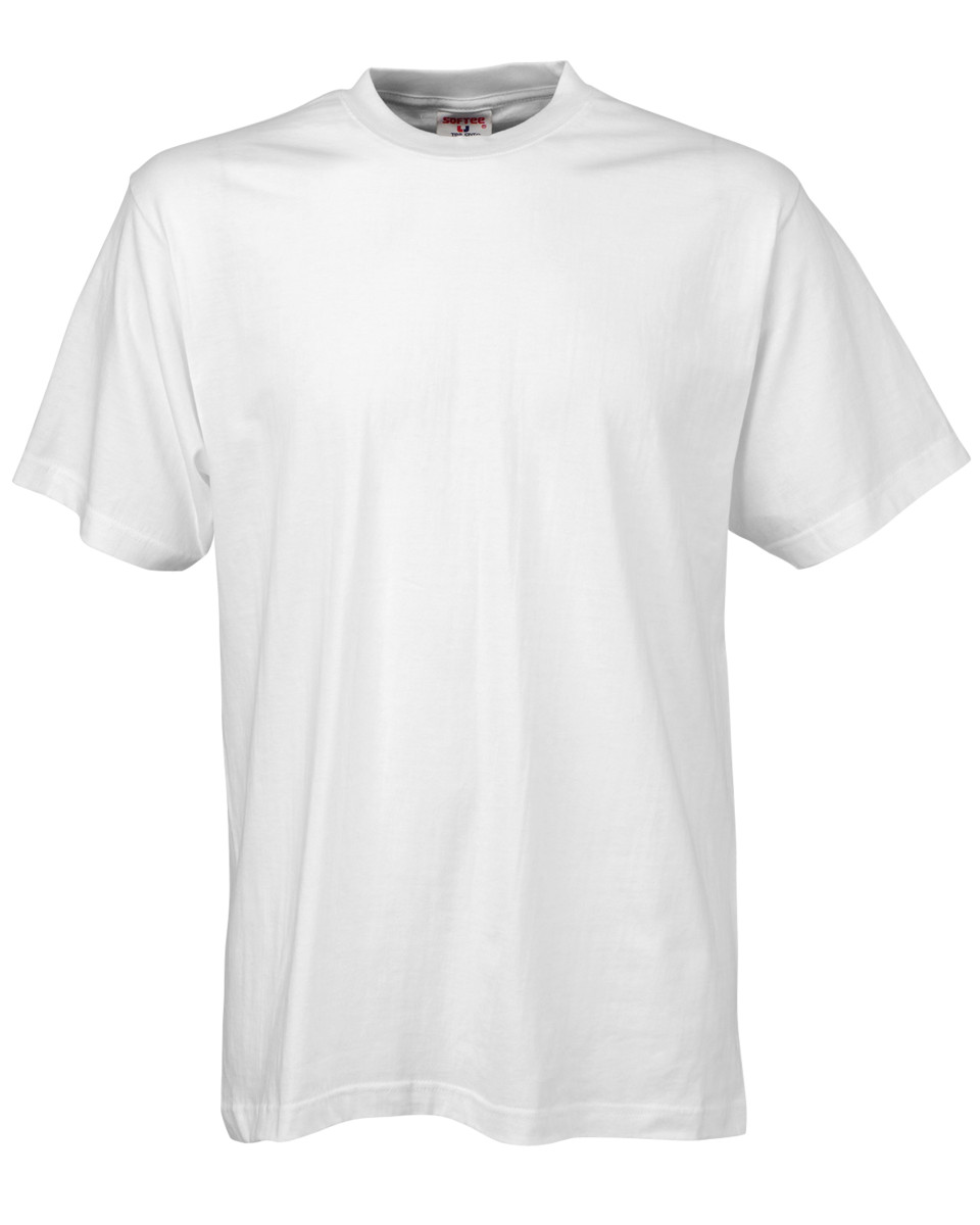 Tee jays men 39 s sof tee the t shirt man cheap simple for Cheap fast t shirt printing