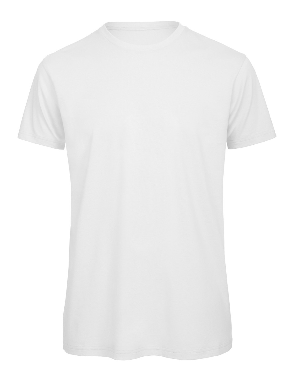 B and C Men's Favourite Organic Crew Tee