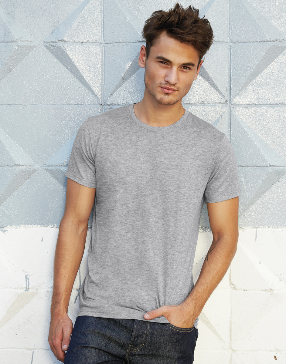 B and C Men's Favourite Triblend Tee