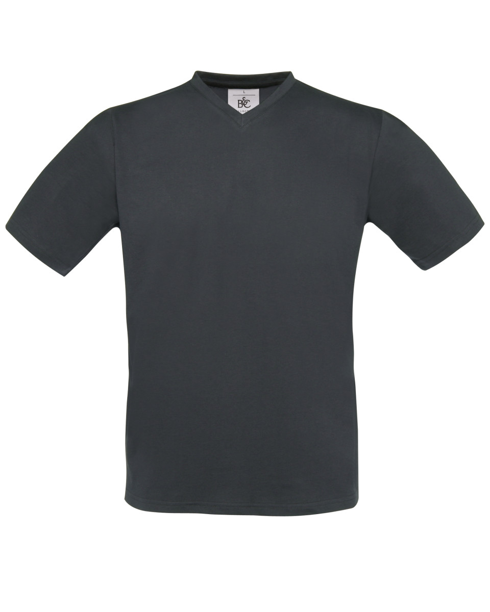 B and C Men's Exact V-Neck T-Shirt