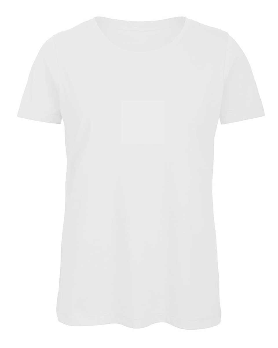 B and C Women's Favourite Organic Cotton Crew Tee