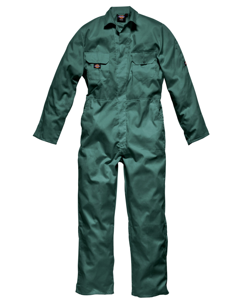 Dickies Redhawk Economy Stud Front Coverall (Reg)