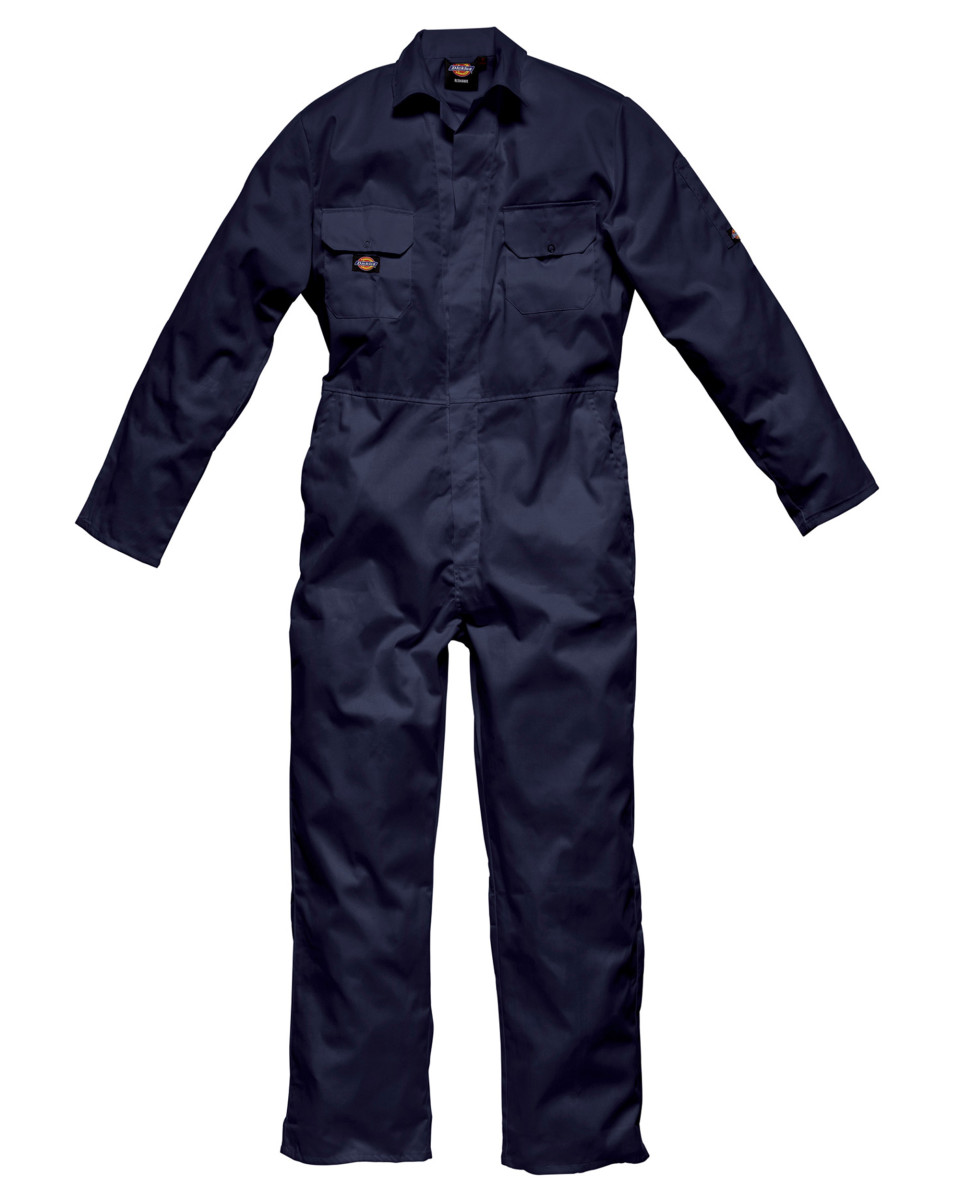Dickies Redhawk Economy Stud Front Coverall (Tall)