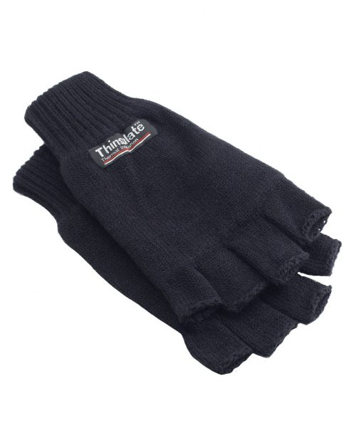 Yoko 3M Thinsulate™ Half Finger Gloves