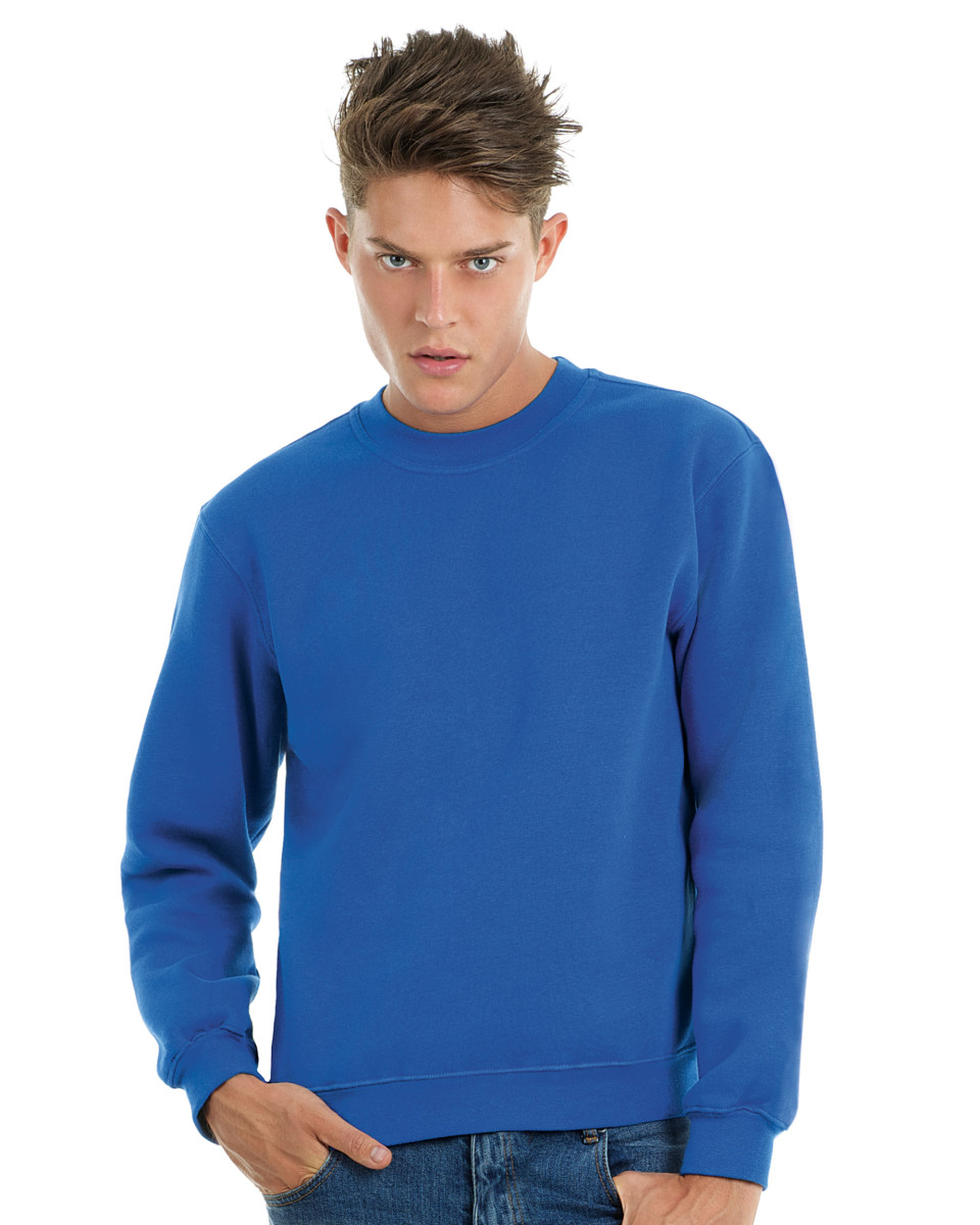 B and C Set-In Sweatshirt